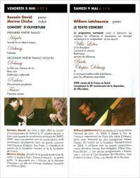 Edition 2009 programme pages 3 et 4